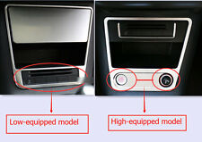 Console Gear Box Storage Box Frame Cover Trim Fit For VW Volkswagen Tiguan 10-15