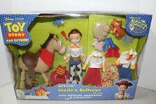 Disney Toy Story Stylin' Jessie and Bullseye with Western Wardrobe & Accessories