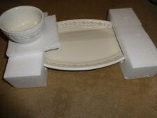 Hallmark Chip and dip holiday platter & bowl 2014 Brand New in Package Christmas