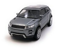 Model Car Range Rover Evoque SUV Gray Car 1:3 4-39 (Licensed)