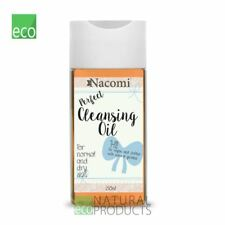 Nacomi Vegan Natural OCM Cleansing Oil Makeup Remover Normal Dry Skin 150ml