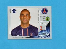 PANINI-CHAMPIONS 2012-2013-Figurina n.54- ALEX - PSG -NEW BLACK