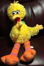 "2006 Build a Bear Sesame Street Limited edition Big Bird Plush stuffed Large 22"""