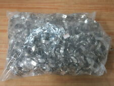 """Wholesale Lot 500 Silver 2"""" Curved Hair Barrettes Clips Blanks Jewelry Findings"""