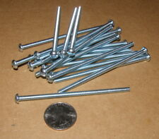 """8-32 x 3 1/2"""" Long Slotted Head Machine Screw, 20 Count"""