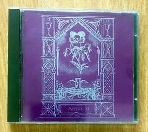CURRENT 93 - Imperium CD 1992 DURTRO 008   EXCELLENT DAVID TIBET