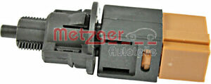 METZGER Cruise Control Switch Black Brown For NISSAN RENAULT Tino 25300AT300