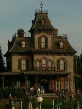 Disneyland Paris Phantom Manor DVD Haunted Mansion Disneyworld cd