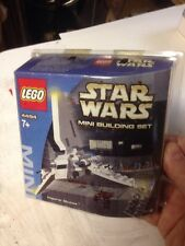 Lego Star Wars 4494 Vintage NUOVO MISB Mini Building Set Imperial Shuttle