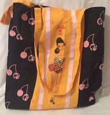 Women Girl's Barbie Tote Shopping Bag Large