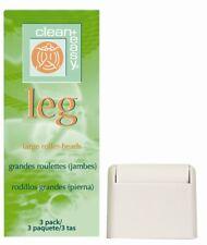 clean + easy Leg Largel Roller Heads 3pk #41238 *