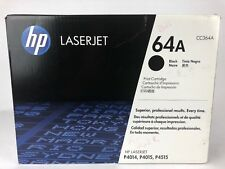 Genuine HP 64A (CC364A) Toner For P4014 P4015 P4515 New Sealed Box Free Shipping