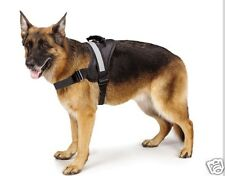 German Shepherd Harness Dog Big Dogs Pets Soft Reflective Travel Black XL