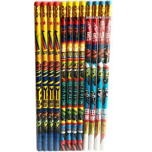 Blaze Authentic Licensed Pencil Goodie bag Filler School Supplies