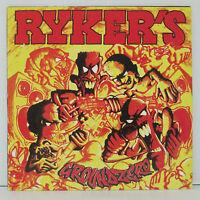 Ryker's - Ground Zero LP 1996 GERMANY ORIG Madball Agnostic Front Merauder NYHC