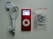 Apple iPod Nano A1199 8GB 2nd Gen Generation Product Red