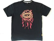Cebu Sinulog Santo Nino Festival T-Shirt - Mens Large Black Shirt - Philippines