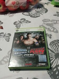WWE SmackDown vs RAW 2010 (Xbox 360) Sport: Wrestling worldwide post