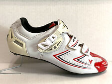 Vittoria V-PRO Carbon sole air system road cycling shoes 43 10.5 Made in Italy