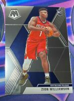 2019/20 Panini Mosaic ZION WILLIAMSON RED JERSEY VARIATION PELICANS #209