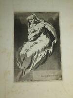d'ap. Niccolò Vicentino (XVI) GRAVURE CHIAROSCURO CLAIR OBSCUR PEQUEGNOT 1850