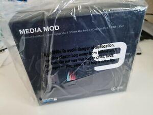 GoPro 10, 9 media mod NEW, sealed #2