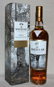 Macallan Gold Scotch Whisky Limited Edition
