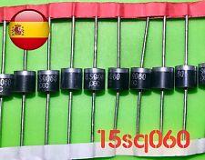 15SQ060 15A 60V 15 Sq 060 diodo rectificador schottky envío rápido desde España