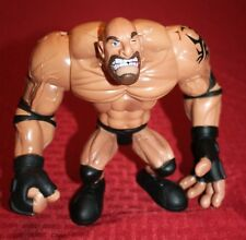"WCW USED Bill Goldberg Gross Out Wrestlers Action FIgure ToyBiz Marvel 2000 7"""
