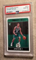2017 Panini Hoops #253 Jayson Tatum Celtics RC Rookie PSA 10💎GREAT INVESTMENT📈