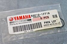 NEW OEM 1993 - 1998 Yamaha BIG BEAR KODIAK TIMBERWOLF O-Rings 93210-17718 5PC/PK