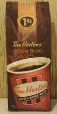 Tim Hortons Whole Bean Coffee, 1 lb ~ Free Shipping