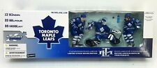 New Sealed TORONTO MAPLE LEAFS 3-Pack Limited Edition Action Figures