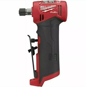 Milwaukee 2485-20 M12 FUEL 1/4 Inch Cordless Right Angle Die Grinder - Bare Tool