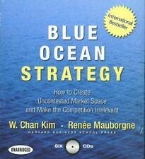 New 6 CD Blue Ocean Strategy Kim and Mauborgne