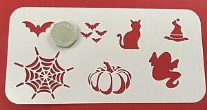 Halloween Stencil For Face Painting