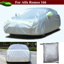 Full Car Cover Waterproof/Dustproof Full Car Cover for Alfa Romeo 166 2004-2020