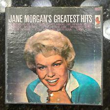 4 Track Tape: Jane Morgan - Greatest Hits Reel-to-Reel