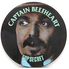 Captain Beefhart            Top secret           Picture disk        NM # E