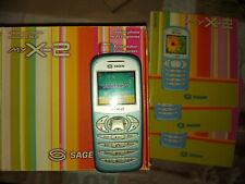 Sagem MY X-2 mit Originalverpackung!!! Sammlerstück!!! Tastenhandy!!! voll funkt