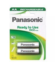 Panasonic listo para usar Recargable Mignon AA HR6 Batería 1900 mAh Ni-mh