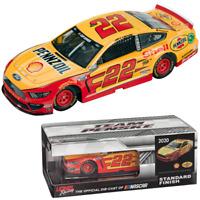 Joey Logano #22 Shell-Pennzoil 2020 Mustang Action 1:24 scale NASCAR C222023SHJL