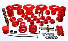 Energy Suspension Bushing Kit PT CRUISER 01-05 5.18108R / Red Kit