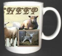 I LOVE SHEEP COFFEE MUG LIMITED EDITION FARMERS GIFT