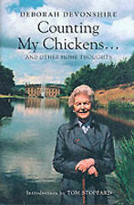 Counting My Chickens ... And Other Home Thoughts - Deborah Devonshire - Long Bar