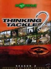 NEW KORDA CARP FISHING DVD THINKING TACKLE SERIES 2