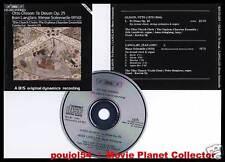 """OLSSON """"Te Deum"""" LANGLAIS """"Messe Solennelle"""" (CD) 1985"""