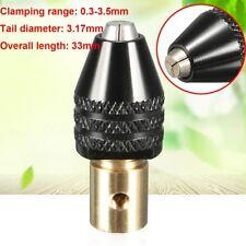 Mini Taladro Electrónica Micro Drill Portabrocas Chuck Drill Universal 0.3-3.5mm