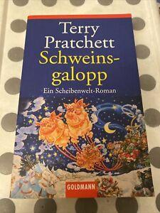 Schweinsgalopp / Scheibenwelt Bd.20 von Terry Pratchett (2003, Taschenbuch)