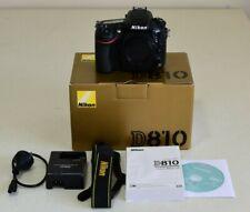 Nikon D810 36.3MP Full-Frame FX Digital SLR Camera